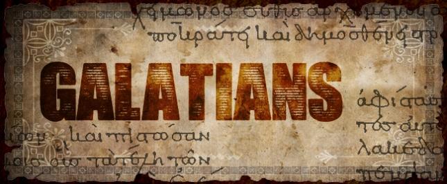 Galatians - Paul's Epistle