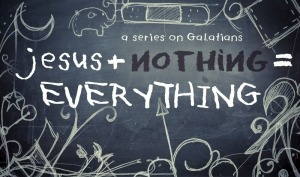 Jesus plus nothing